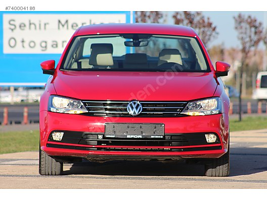 Vasıta / Otomobil / Volkswagen / Jetta / 1.4 TSI BlueMotion / Comfortline