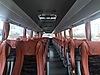 Beyaz Mercedes - Benz otobüs