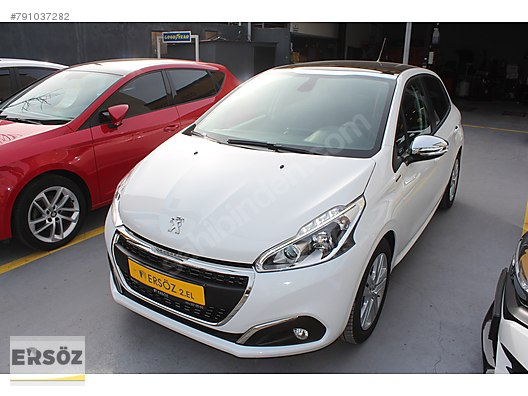 Vasıta / Otomobil / Peugeot / 208 / 1.5 BlueHDi / Signature