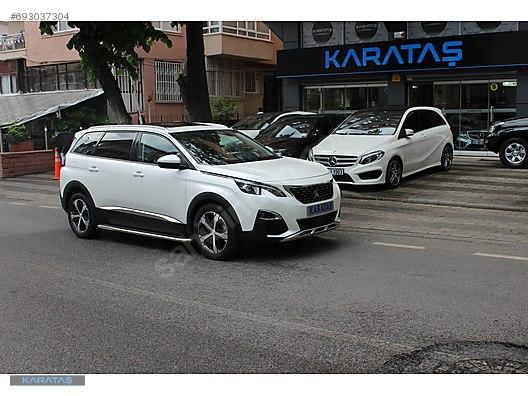 Vasıta / Arazi, SUV & Pickup / Peugeot / 5008 / 1.6 BlueHDi / Allure Elegance