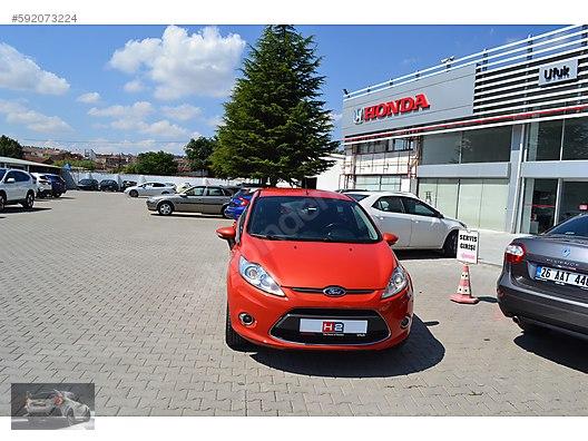 Vasıta / Otomobil / Ford / Fiesta / 1.4 / Titanium