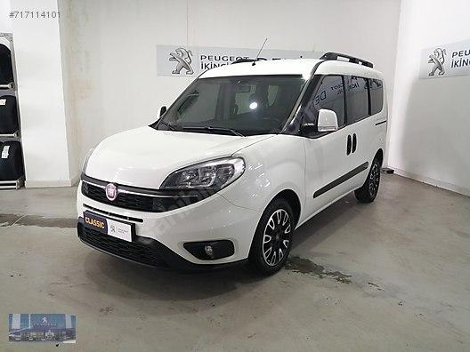 Vasıta / Minivan & Panelvan / Fiat / Doblo Combi / 1.6 Multijet Premio Plus
