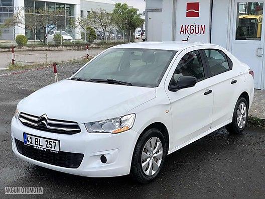 Vasıta / Otomobil / Citroën / C-Elysée / 1.6 HDi  / Attraction
