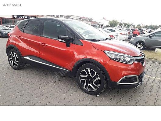 Vasıta / Arazi, SUV & Pickup / Renault / Captur / 1.5 dCi / Outdoor