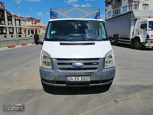 Vasıta / Ticari Araçlar / Kamyon & Kamyonet / Ford Trucks / Transit / 350 M Çift Kabin