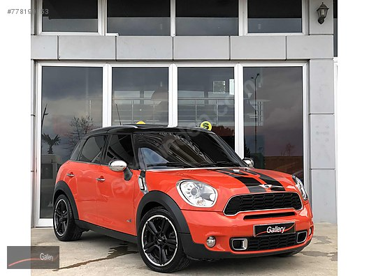 Vasıta / Arazi, SUV & Pickup / Mini / Cooper Countryman / 1.6 S