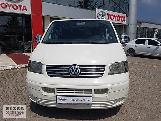 Vasıta / Minivan & Panelvan / Volkswagen / Transporter / 2.5 TDI Camlı Van Comfortline