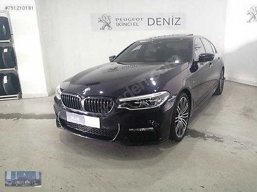 Vasıta / Otomobil / BMW / 5 Serisi / 520d xDrive / M Sport