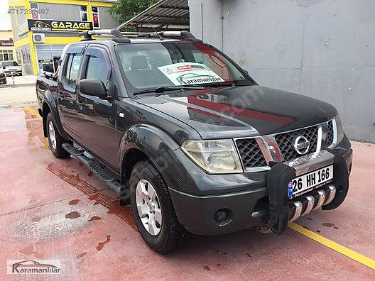 Vasıta / Arazi, SUV & Pickup / Nissan / Navara / 2.5 D / 4x2 SE