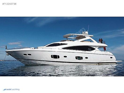Vasıta / Deniz Araçları / Motoryat / Sunseeker / 88 Yacht