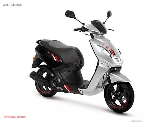 Vasıta / Motosiklet / Peugeot / Kisbee 50