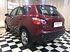 Kırmızı Nissan Qashqai Manuel