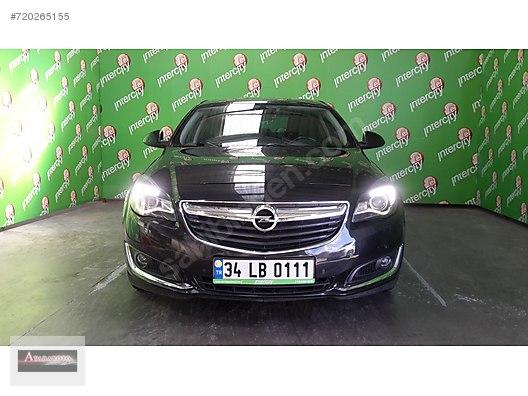 Vasıta / Otomobil / Opel / Insignia / 1.6 CDTI  / Design