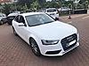 Beyaz Audi A4 Yarı Otomatik
