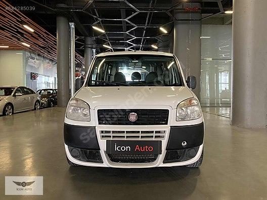 Vasıta / Minivan & Panelvan / Fiat / Doblo Combi / 1.9 Multijet Active