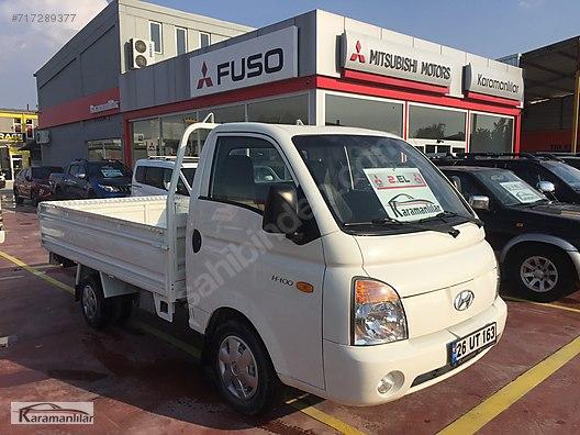 Vasıta / Ticari Araçlar / Kamyon & Kamyonet / Hyundai / H / 100