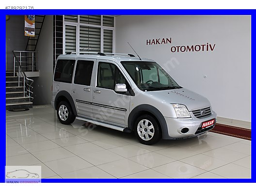 Vasıta / Minivan & Panelvan / Ford / Tourneo Connect / 1.8 TDCi Silver