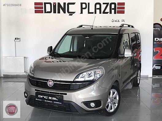Vasıta / Minivan & Panelvan / Fiat / Doblo Combi / 1.3 Multijet Safeline