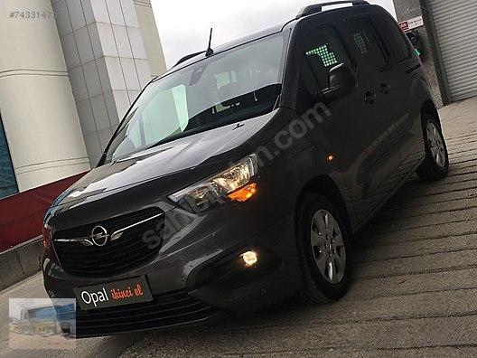Vasıta / Minivan & Panelvan / Opel / Combo / 1.5 CDTi Ultimate