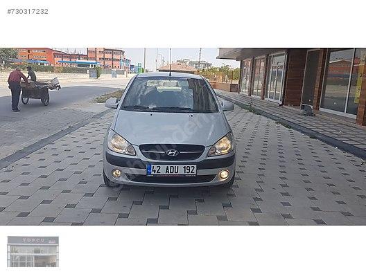 Vasıta / Otomobil / Hyundai / Getz / 1.5 CRDi / VGT Start