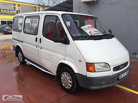 Vasıta / Minivan & Panelvan / Ford / Transit / 100 S