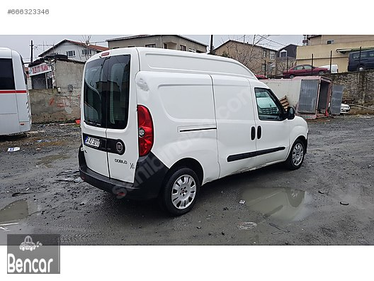 Vasıta / Minivan & Panelvan / Fiat / Doblo Cargo / 1.6 Multijet Maxi Plus Pack