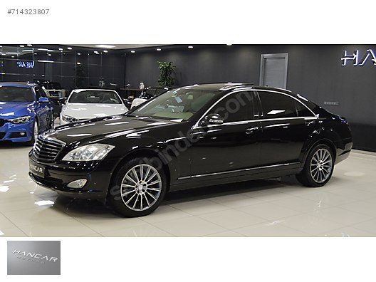 Vasıta / Otomobil / Mercedes - Benz / S Serisi / S 320 / 320 CDI L