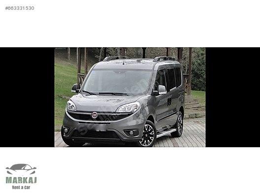 Vasıta / Kiralık Araçlar / Minivan & Panelvan / Fiat / Doblo Combi