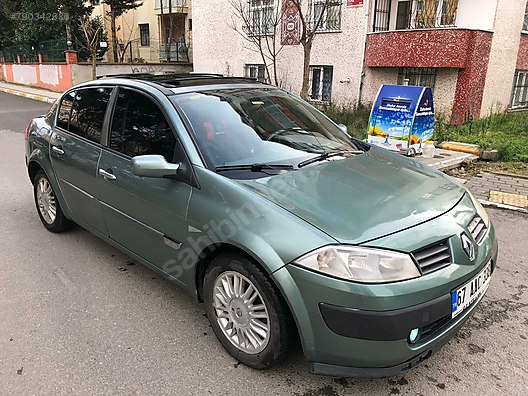 Vasıta / Otomobil / Renault / Megane / 1.6 / Dynamique
