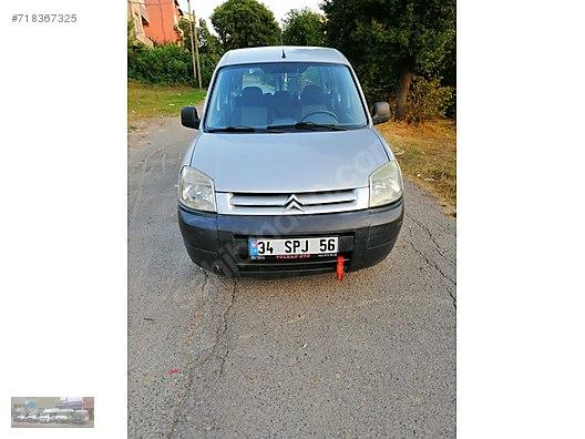 Vasıta / Minivan & Panelvan / Citroën / Berlingo / 1.9 D