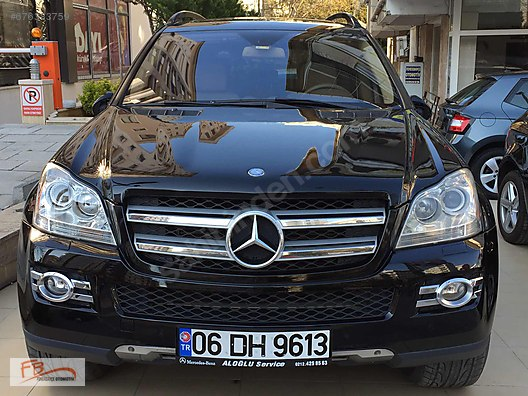 Vasıta / Arazi, SUV & Pickup / Mercedes - Benz / GL / 320 CDI