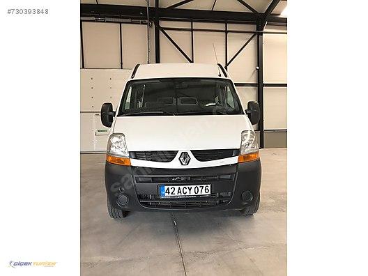 Vasıta / Ticari Araçlar / Minibüs & Midibüs / Renault / Master / 13+1