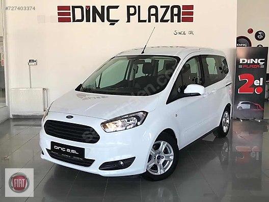 Vasıta / Minivan & Panelvan / Ford / Tourneo Courier / 1.6 TDCi Deluxe