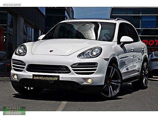 Vasıta / Arazi, SUV & Pick-up / Porsche / Cayenne / 3.0 Diesel