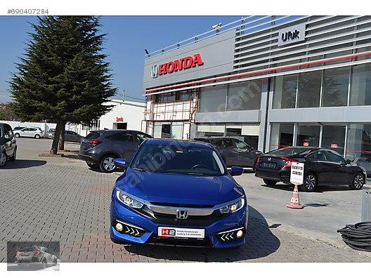 Vasıta / Otomobil / Honda / Civic / 1.6i DTEC / Elegance