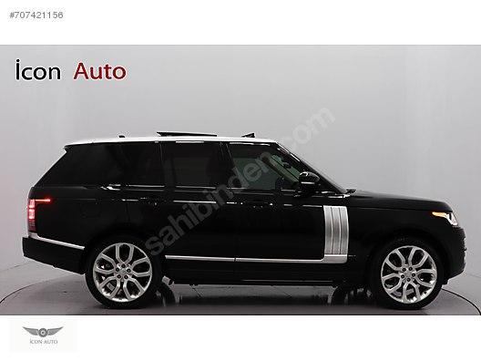 Vasıta / Arazi, SUV & Pickup / Land Rover / Range Rover / 3.0 TDV6 / Vogue