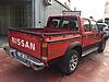 Kırmızı Nissan Skystar Manuel