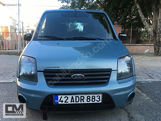 Vasıta / Minivan & Panelvan / Ford / Tourneo Connect / 1.8 TDCi Blackline