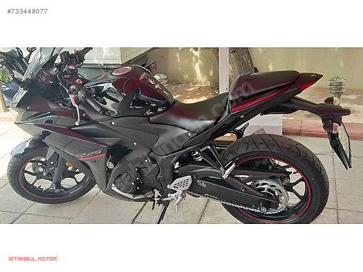 Vasıta / Motosiklet / Yamaha / YZF R25 ABS