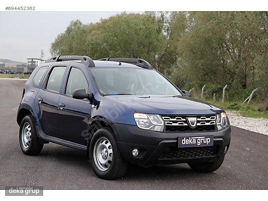 Vasıta / Arazi, SUV & Pickup / Dacia / Duster / 1.5 dCi / Ambiance