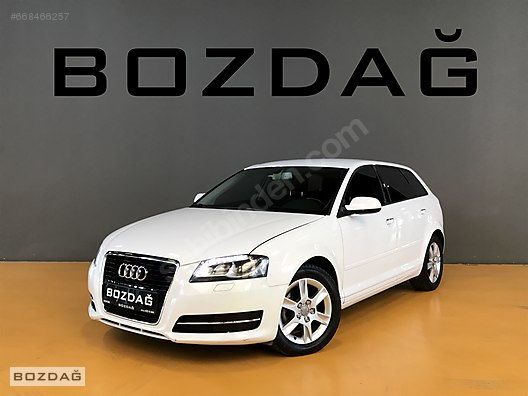 Vasıta / Otomobil / Audi / A3 / A3 Sportback / 1.4 TFSI / Attraction
