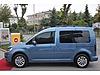 Mavi Volkswagen Caddy 2.0 TDI Exclusive