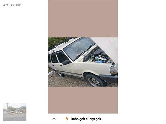 Vasıta / Otomobil / Tofaş / Kartal / Kartal 5 Vites