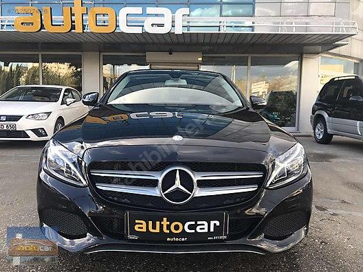 Vasıta / Otomobil / Mercedes - Benz / C Serisi / C 180 / Fascination