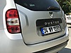 Dacia Duster jeep
