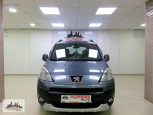 Vasıta / Minivan & Panelvan / Peugeot / Partner / 1.6 HDi Comfort Pack