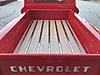 Kırmızı Chevrolet Apache
