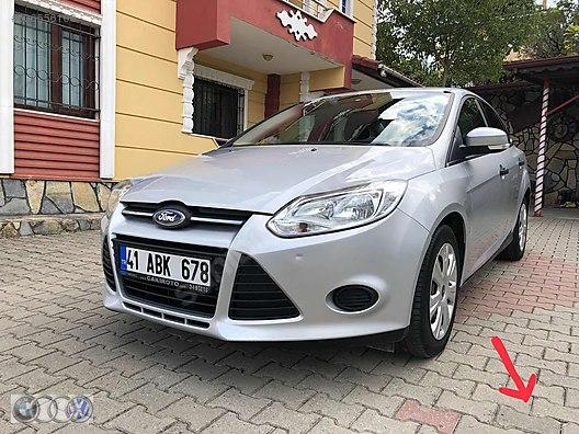Vasıta / Otomobil / Ford / Focus / 1.6 TDCi / Comfort