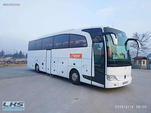 Vasıta / Ticari Araçlar / Otobüs / Mercedes - Benz / Travego / 15 SHD