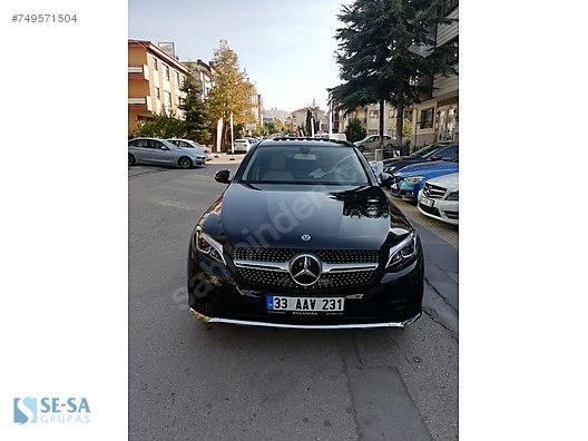 Vasıta / Arazi, SUV & Pickup / Mercedes - Benz / GLC / 250 AMG